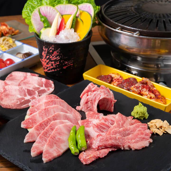 Kobe beef Grilled beef Yazawa Hon ten | Official Site